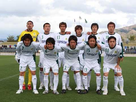 2011年松本山雅F.C.退団選手への...